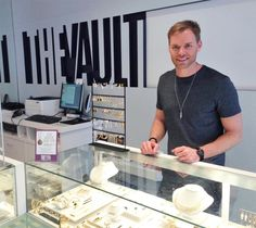 Trunk show @thevaultjewelry in #Halifax by deandavidson