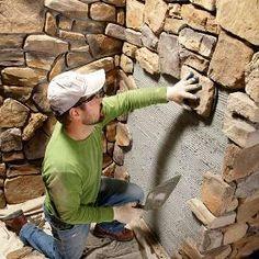 Modern Stone Installation Tips | The Family Handyman