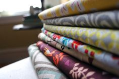 Hawthorne threads, $4/yard fabric + other websites for great fabric