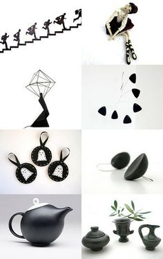 Lovely Black by pen. on Etsy--Pinned with TreasuryPin.com
