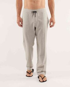 Lululemon Men's Studio Pant II ~ Mojave Tan ~