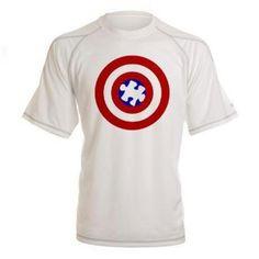 Captain Autism t-shirt