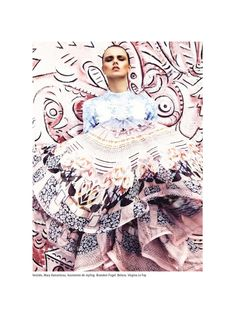 Vogue Brazil : Estampe Sua Marca (Stamp Your Brand) | the CITIZENS of FASHION