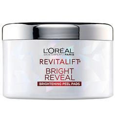 L'Oreal Paris Revitalift Bright Reveal Brightening Peel Pads - 30 ea