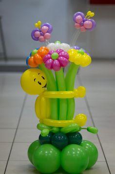 (17) Одноклассники Diy Birthday Decorations, Balloon Centerpieces, Balloon Decorations Party, Twisting Balloons, Rainbow Balloons, Balloon Flowers, Balloon Bouquet, Balloon Columns, Balloon Arch