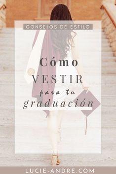 ¿Cómo vestir para tu graduación universitaria? Descubre en este artículo mis tips para elegir bien tus prendas, combinarlas bien y elegir tus accesorios.  Sé linda y profesional en tu día o noche de graduación Tips, Ballet Skirt, Party, Skirts, Blog, Fashion, Happy, Basic Outfits, Classy Style