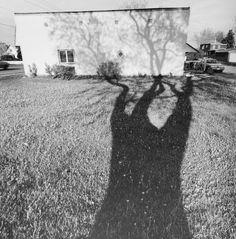 "Lee Friedlander, from the art portfolio ""Sticks & Stones: Architectural America."" (via theparisreview)"