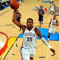 Kevin Durant #Thunder