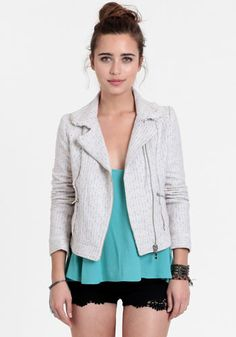 Kaleidoscope Tweed Jacket - $64.00