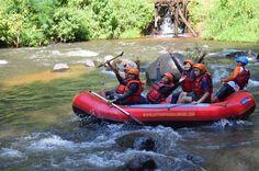Wisata di Lokasi Rafting Pangalengan