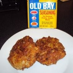 Growing up near the Chesapeake Bay you learn that crabs are as valuable as gold. My mom made crab cakes every Friday in the summer months, but I like my recipe just a tad better. Don't tell mom.