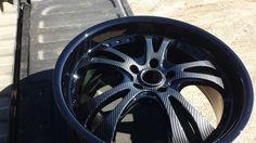 Custom rims by DeadEye Inc.  Visit our website! http://deadeyelg.com/main/