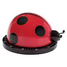 Ladybug Kitchen Timer