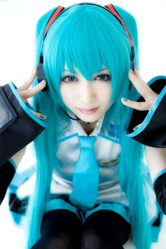 #cosplay #vocaloid