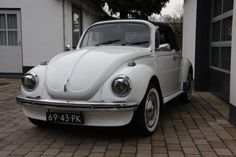 Volkswagen Kever Speedster Cabrio 1970