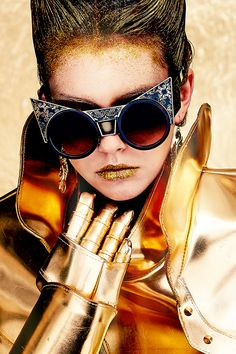 Gentle Monster sunglasses (more…)