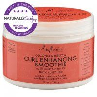 SheaMoisture Coconut & Hibiscus Curl Enhancing Smoothie - CurlMart