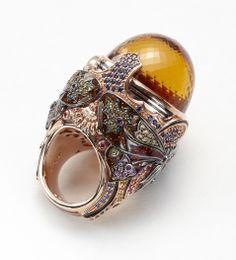 Atelier Swarovski by Matthew Campbell Laurenza, #fk #fashionkiosk #jewellery #ring #кольцо #ювелирное #украшение