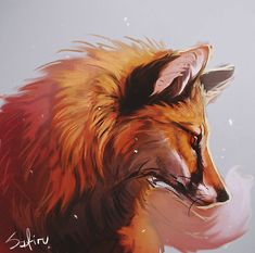 - glasses - - glasses , - - glasses , Diamond Painting Sly Fox Kit Offered by Bonanza Marketplace. Animal Drawings, Art Drawings, Logo Image, Fuchs Tattoo, Fox Drawing, Fox Spirit, Illustrator, Fox Art, Cute Fox