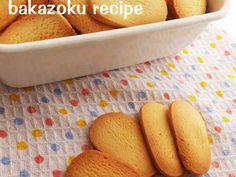 バター30★簡単クッキーの画像