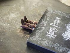 A bookmark to use when you reread the Harry Potter books for the ten thousandth time.