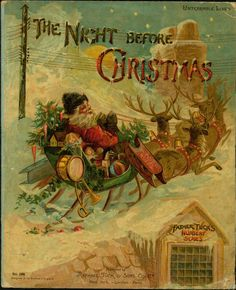 APC 232 'Twas the Night  Before Christmas