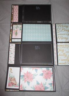 XII A Calendar Year Foto Folio created by crafter Nancy Mac using KaiserCraft, Christmas Wishes.   Click on the link below to purchase the tutorial: http://shop.paperphenomenon.com/XII-A-Calendar-Year-Foto-Folio-Tutorial-tut0135.htm?categoryId=-1  Click on the link below to purchase the tutorial and video combo: http://shop.paperphenomenon.com/XII-A-Calendar-Year-Foto-Folio-Tutorial-Video-Combo-tutvid0135.htm?categoryId=-1