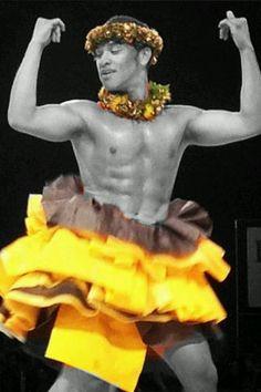 Merry Monarch Hula Festival 2012