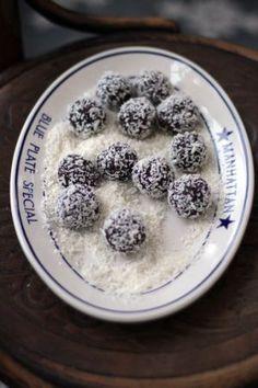 Leilas chokladbollar