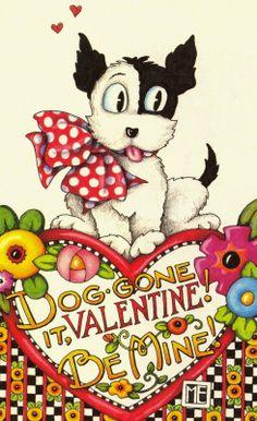 Dog-Gone its Valentines Day