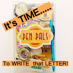 snail mail, pen pal, ideas, stationery, flip book, pen friend, washi tape, paper crafting, stationery, letter writing, philately, crafts