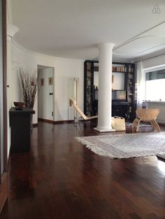 il salone - the living room, Ligurien