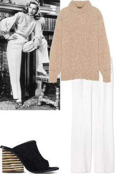 16 fashion formulas inspired by the style of old hollywood dames: