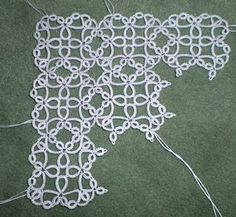 Cool square motif