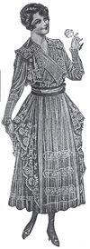 Clothes Antichi- Collection 1915-1922