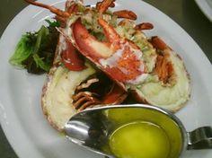 Whole Lobster - Nonna's Cucina Ristorante Baked Potato, Tacos, Potatoes, Baking, Ethnic Recipes, Kitchen, Food, Cooking, Potato