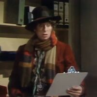 The Doctor's scarf was a scarf worn predominantly by their fourth incarnation. Fifth Doctor, Twelfth Doctor, Doctor Who, Burgundy Scarf, Burgundy Color, Pointless Facts, Sarah Jane Smith, Dr Browns, Jelly Babies