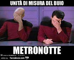 Unità di misura del buio metronotte