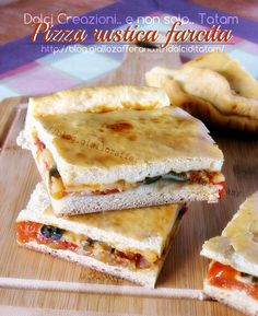 Pizza Rustica, Party Buffet, Antipasto, Prosciutto, Empanadas, Street Food, Italian Recipes, Sandwiches, Food And Drink