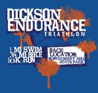 Dickson Endurance and Iron Nugget Sprint Triathlon