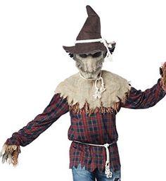 Men's Halloween Costume - California Costumes Men's Sadistic Scarecrow Costume. #Halloween #Costume https://www.amazon.com/gp/product/B00XW8T9Q8/ref=as_li_tl?ie=UTF8&camp=1789&creative=9325&creativeASIN=B00XW8T9Q8&linkCode=as2&tag=pinhalloween71-20&linkId=b325ef0a5973938e3fc6d601f240b2e5