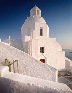 Thira, Santorini, Greece by josullivan.59