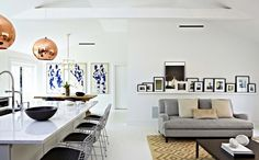A Sag Harbor Renovation with Endless Light | Rue