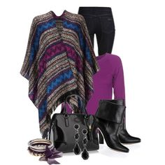 Aztec Style Winter Combinations