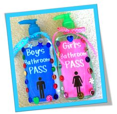 Perfect Bathroom Pass Problems Solution