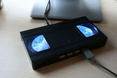 http://mentalfloss.com/article/64782/15-new-uses-old-vhs-tapes
