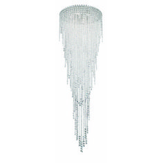 The Schonbek Chantant is a crystal mini pendant available in and Stainless Steel finish.The crystal style is sure to complement any bedroom, entry, kitch Mini Pendant, Stainless Steel, Ceiling Lights, Crystals, Crystal Chandeliers, Strands, Compact, Minimalist, Design
