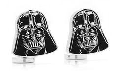 Star Wars: DarK Vador Head - La Maison du Bouton de Manchette