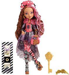 Ever After High Spring Unsprung Cedar Wood Doll