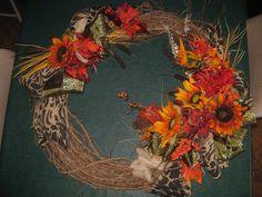 Large Wreath for Julie